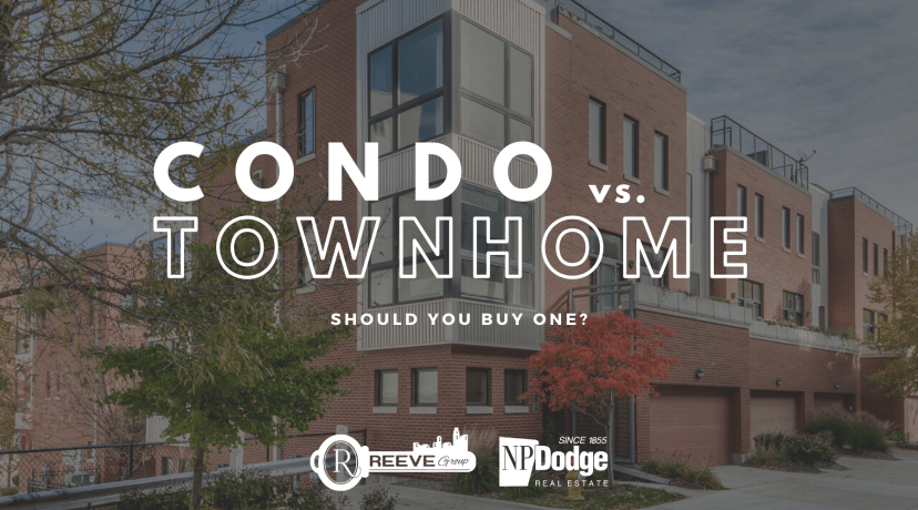 condo vs townhome what you need to know should you buy one