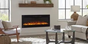electric fireplace the reeve group