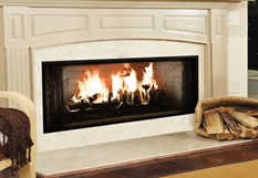 fireplace wood burning the reeve group