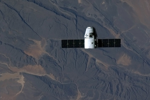 SpaceX Dragon CRS-2