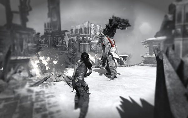 Tomb Raider 2013 Screenshot Wallpaper Survival Instincts