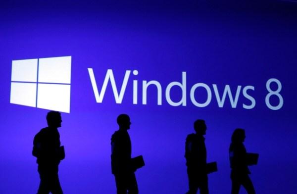 Windows 8 Shadows