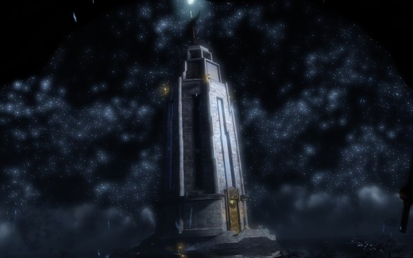 Bioshock Infinite Screenshot Wallpaper All Those Doors