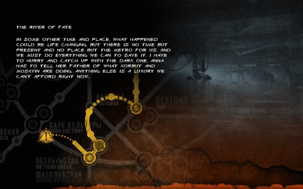 Metro Last Light Screenshot Wallpaper Storyboard