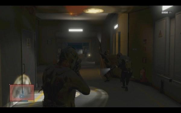 Grand Theft Auto V Screenshot Wallpaper Getting Frisky in a Gimp Suit