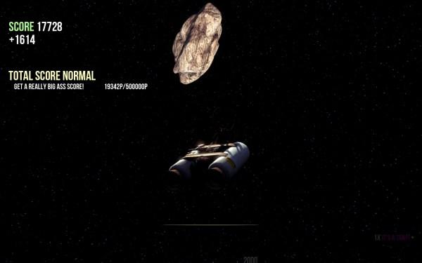 Goat Simulator Review Screenshot Wallpaper SPAAAAACE