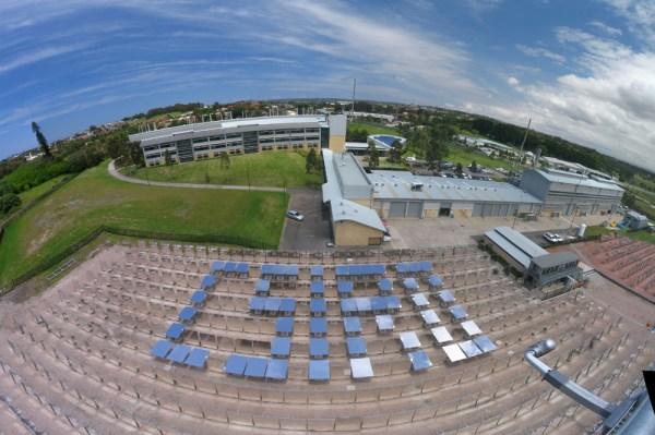 CSIRO Solar Thermal Heliostats