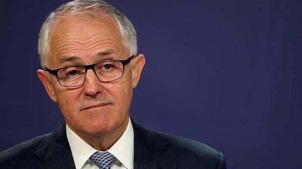 Turnbull's Disinterested Face
