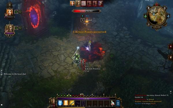 Divinity Original Sin Review Screenshot Wallpaper Combat
