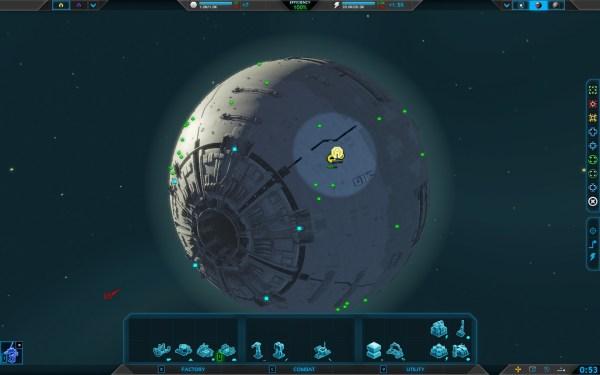 Planetary Annihilation Screenshot Wallpaper Metal Planet