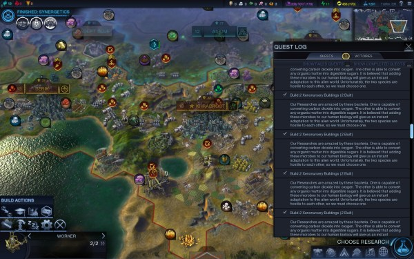 Civilization Beyond Earth Screenshot Wallpaper Build 2 Xenonursery Buildings