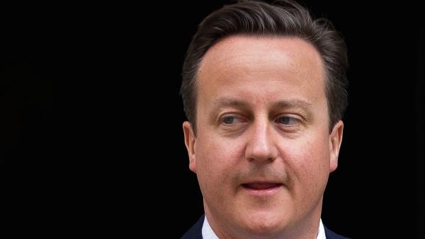 David Cameron Shifty Lookin Fella