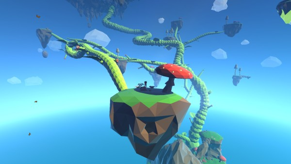 Grow Home Review Screenshot Wallpaper Growing All Over the Place