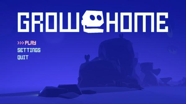 Grow Home Review Screenshot Wallpaper Title Screen