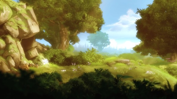 Ori and the Blind Forest Review Screenshot Wallpaper First Steps