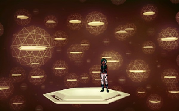 Technobabylon Screenshot Wallpaper Merge All The Conciouses