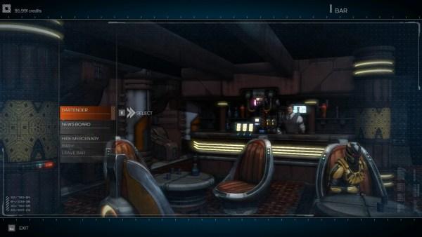 Rebel Galaxy Review Screenshot Wallpaper Bar