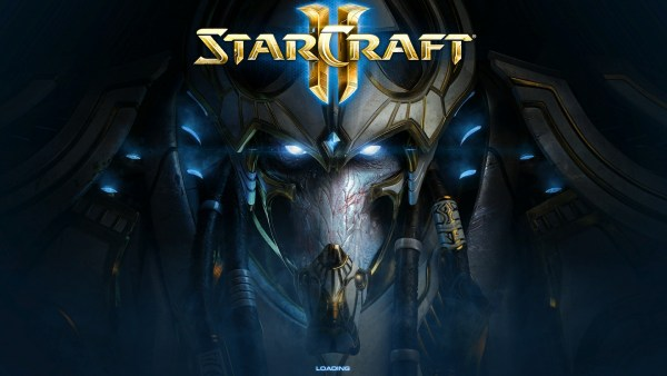 StarCraft 2 Legacy of the Void Review Screenshot Wallpaper Title Screen