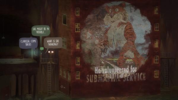 Oxenfree Review Screenshot Wallpaper Dialogue Choices