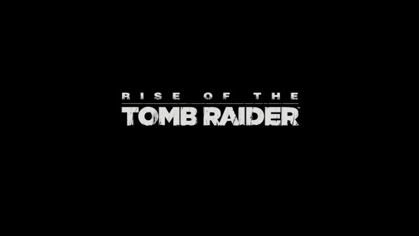 Rise of the Tomb Raider Review Screenshot Wallpaper Title Screen