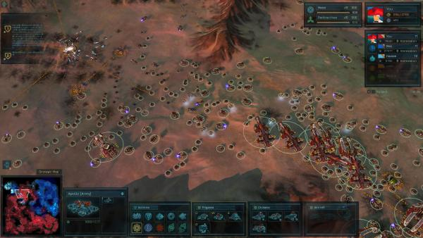 Ashes of the Singularity Review Screenshot Wallpaper I'm Coming For You