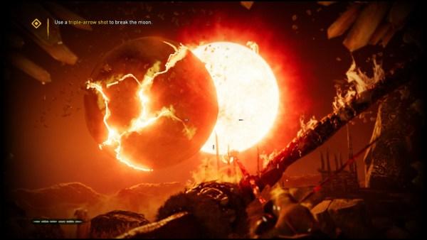 Far Cry Primal Review Screenshot Wallpaper Break the Moon