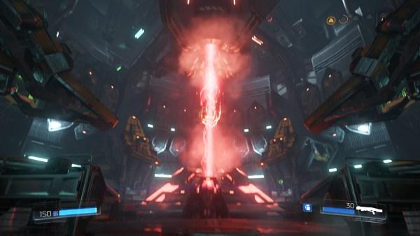 Doom Review Screenshot Wallpaper Argent Resonator