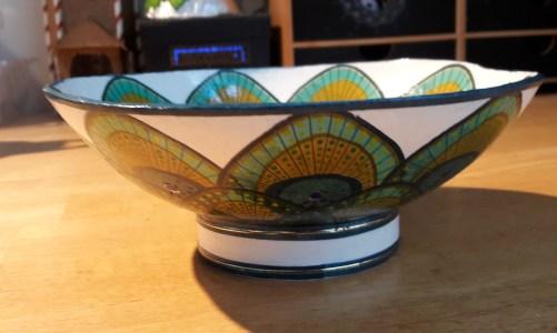 Peacock Bowl Redux
