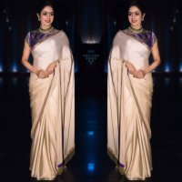 Sridevi In An Impeccably Beautiful Manish Malhotra Sari