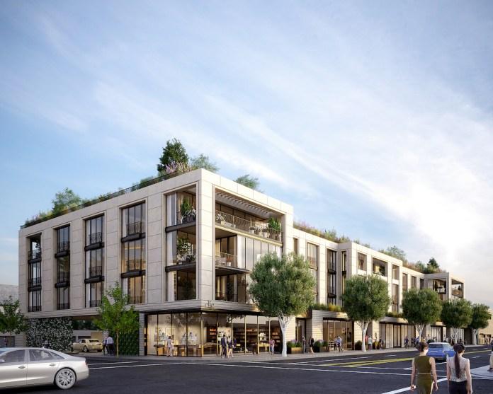 Beverly Hills, GPI Companies, Steinberg Hart, One Beverly Hills, 9001 Santa Monica Boulevard