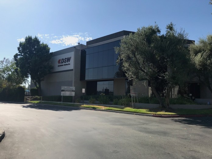 Irvine, Newmark, Rancho Cucamonga, DSW Distribution Center, UBS Realty Investors, Lincoln Distribution Center, Inland Empire
