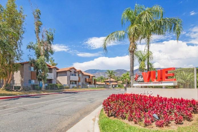 Los Angeles, CBRE, Inland Empire, Tailwind Investment Group, Orange County, Dalan Management, VM Management, The Vue, California State University, Campus Crossroads Shopping Center, University Park, CBRE