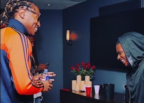 ​Wizkid releases hot colabo with US rapper, Future 'Everytime'