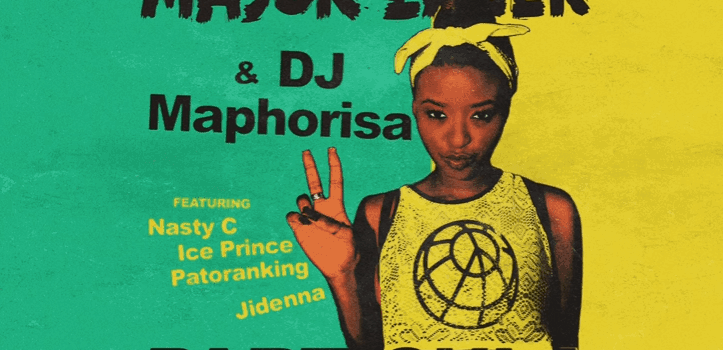 VIDEO:Major Lazer & DJ Maphorisa feature Ice Prince, Nasty C, Jidenna, Patoranking on 'Particula'