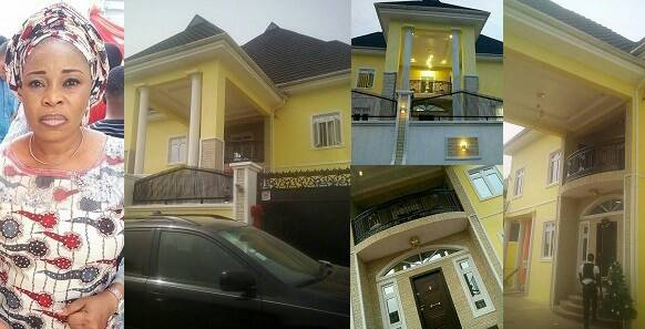 Gospel singer Tope Alabi moves into newly completed Lagos mansion