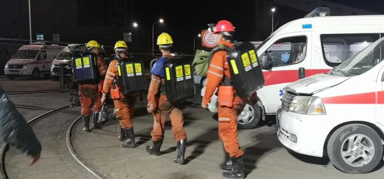 19 die in China mining accident