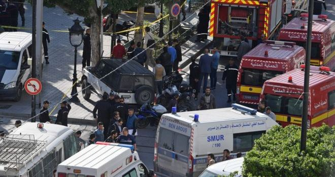 Suicide Attack: Woman blows herself up in Tunisia