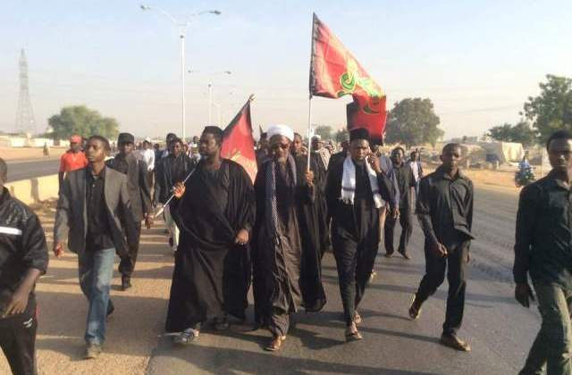 Shi'ites clash: many died, scores injured