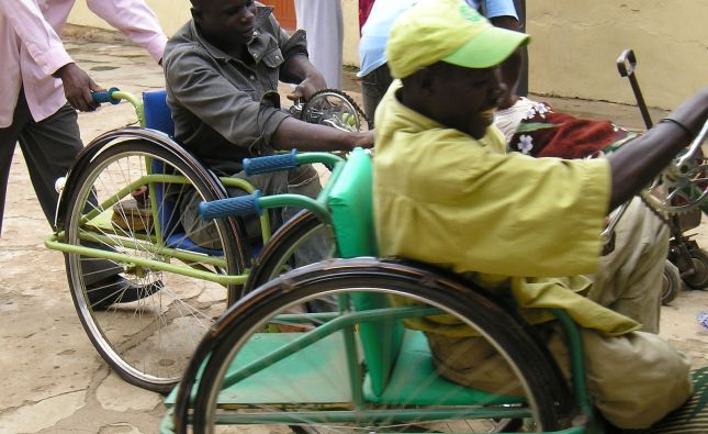 25m Nigerians suffering from disabilities – ITF