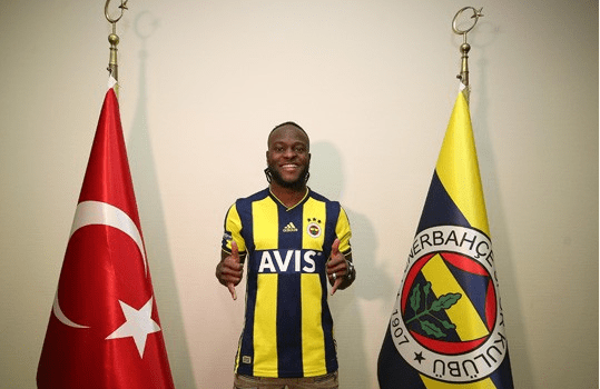 Victor Moses moves Fenerbahce on 18-month loan