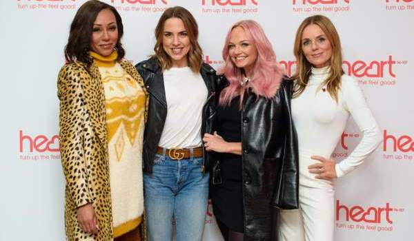 Victoria Beckham admits she will feel 'left out' when Spice Girls reunite