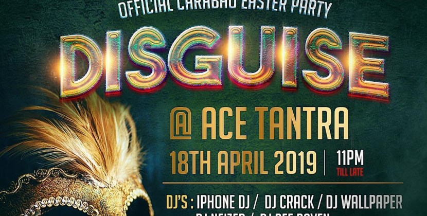 "Carabao Easter Party, ""Disguise"", to shake Accra"