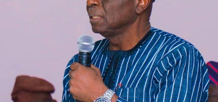 May 29: Oriolowo congratulates Buhari, Osinbajo on 2nd term Inauguration