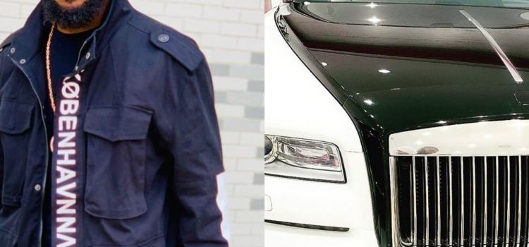 D'banj buys Rolls-Royce Phantom to mark 39th birthday