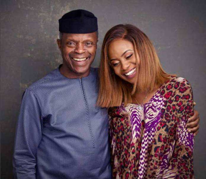 Kiki and Osinbajo