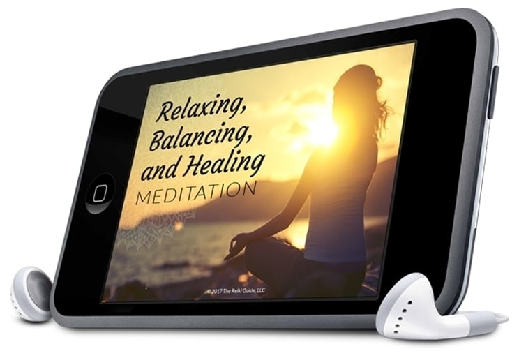 The Reiki Guide's Relaxing, Balancing and Healing Meditation