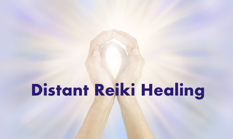Full Distant Reiki Session