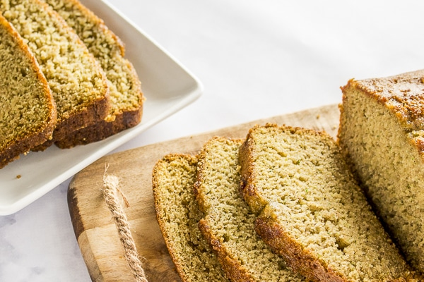 You can't beat Blender Zucchini Bread!