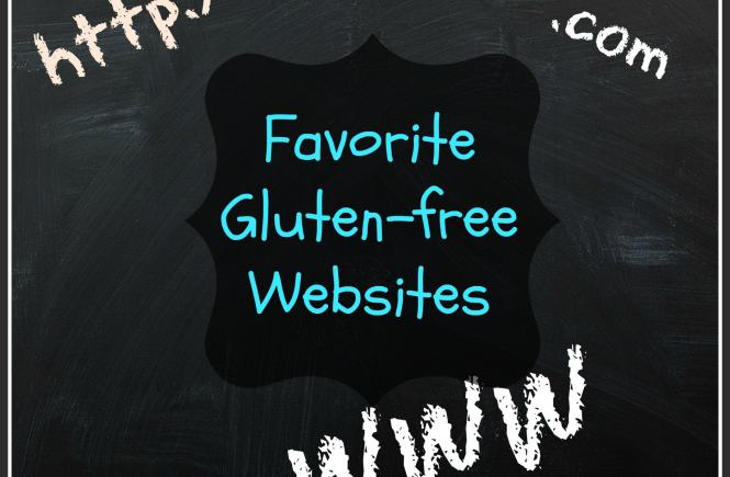 New to Gluten Free? Here is a list of some of the BEST gluten free websites for info and recipes!