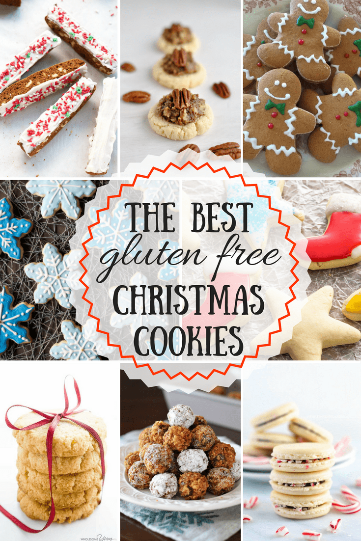 The Best Gluten Free Christmas Cookie Recipes Life After
